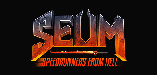 SEUM: Speedrunners From Hell heavy-metal FPS platformer announced for Linux, Mac and PC