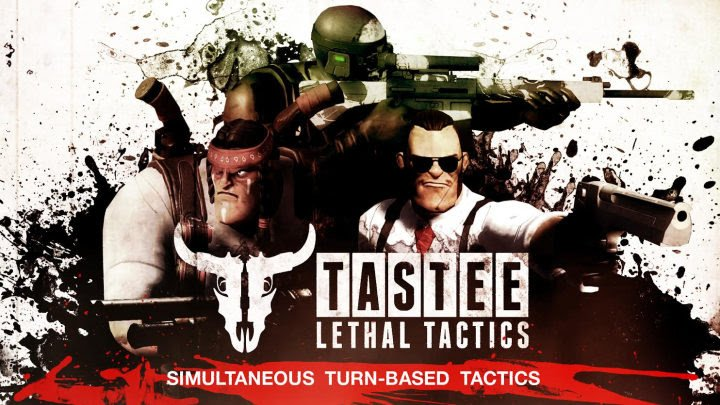 TASTEE: Lethal Tactics launches on Steam this week with 35 percent discount