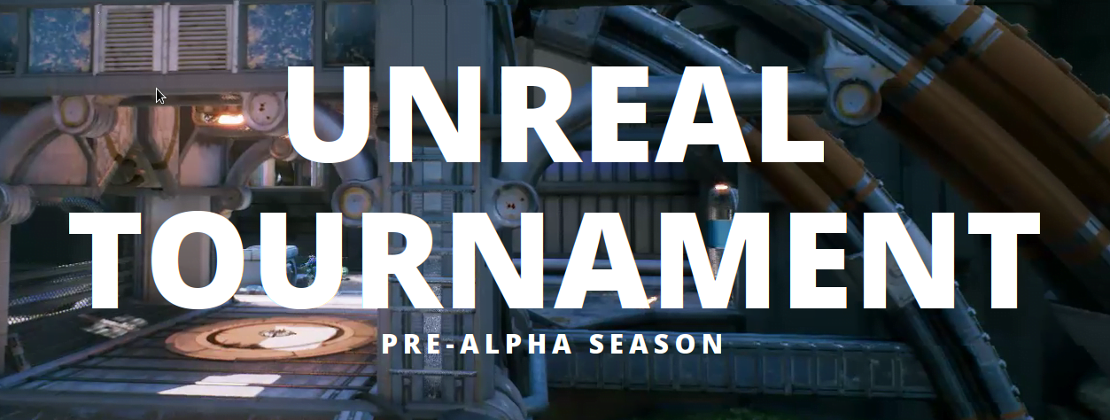Unreal Tournament gets a swampy new arena map