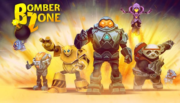 BomberZone strategy action game releases on Early Access for Linux, SteamOS, Mac and Windows PC