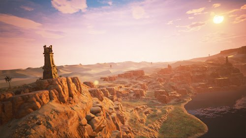 Funcom and NVIDIA engineers unleash cutting-edge graphics for 'Conan Exiles' hinting Linux support