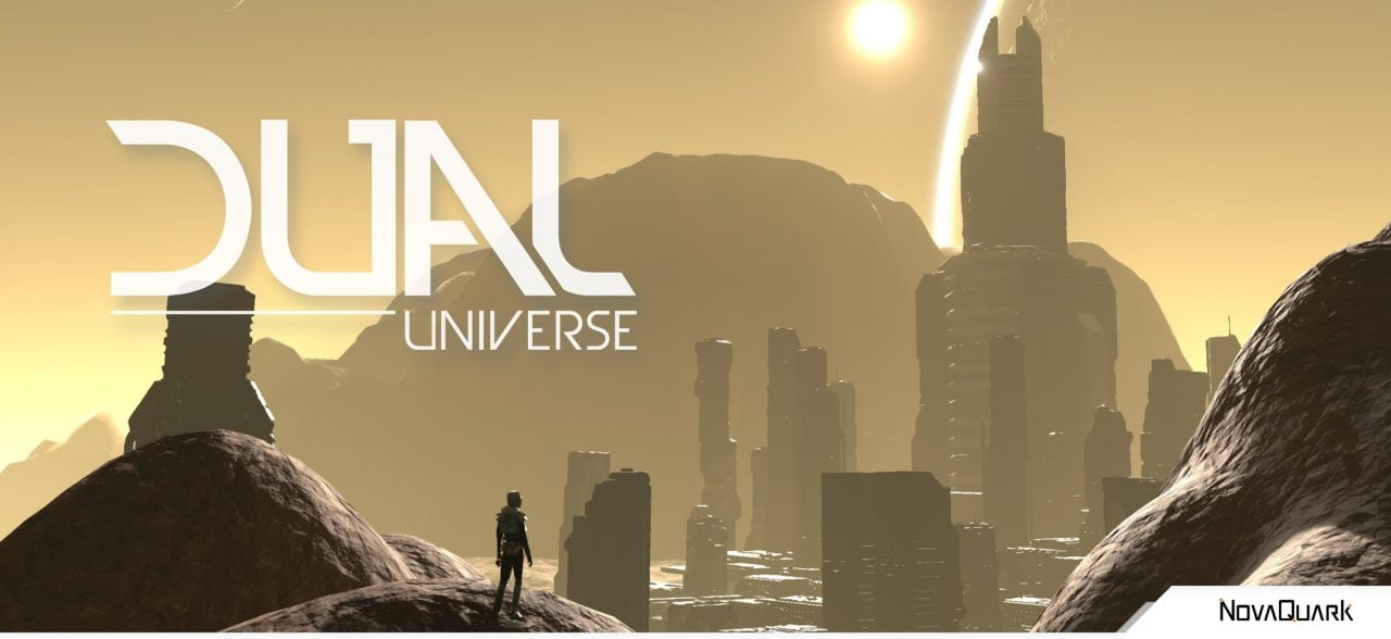 Dual Universe sandbox Sci-Fi MMORPG Teaser trailer along side E3 PC Gaming Show