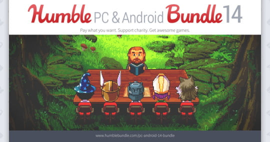 The Humble PC and Android Bundle 14 hit with epic games for Linux, Mac and Windows PC