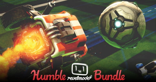 Humble Bundle Revelmode comes loaded with Linux, Mac and Windows PC