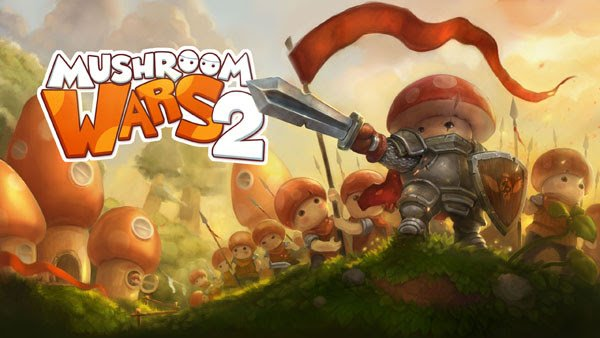 Mushroom Wars 2 RTS sequel Closed Beta announced for Linux, Mac and Windows PC