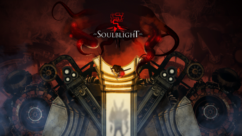 Soulblight top-down roguelike on Greenlight
